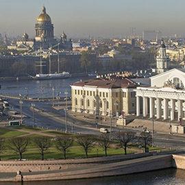 Обучение в Санкт-Петербурге