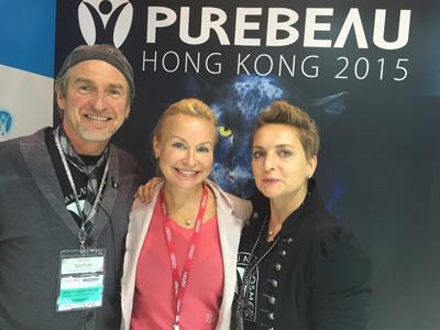 Purebeau на CosmoProf Asia 2015
