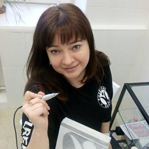Ирина Максаева